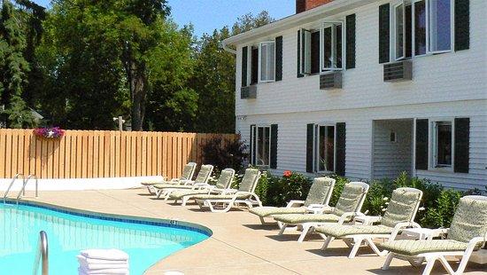 Ephraim, WI: Our pool
