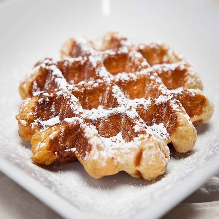 Photo of Belgian Restaurant Wafels & More at 237 Augusta Avenue, Toronto M5T2L8, Canada