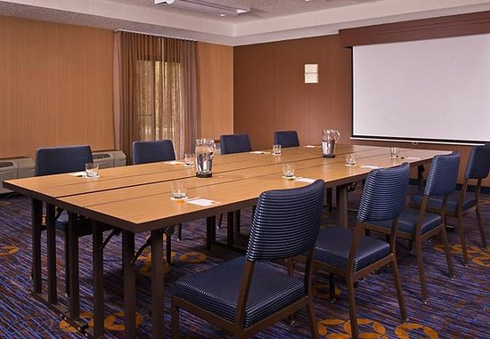 Mahwah, Nueva Jersey: Meeting Room