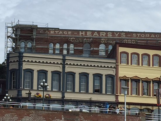 Walking Tours by Discover the Past: Historic Victoria harbor-side warehouses