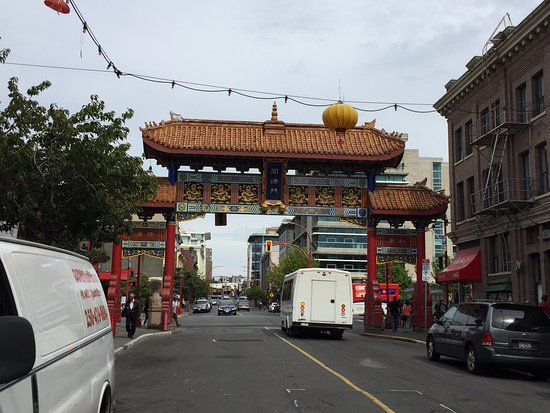 Walking Tours by Discover the Past: Victoria Chinatown