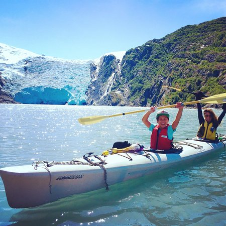Alaska Sea Kayakers - Day Trips: An unforgettable day!