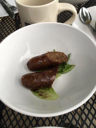 Saugatuck, MI: Sausage