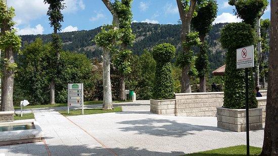 Caramanico Terme, Italie : vista esterna