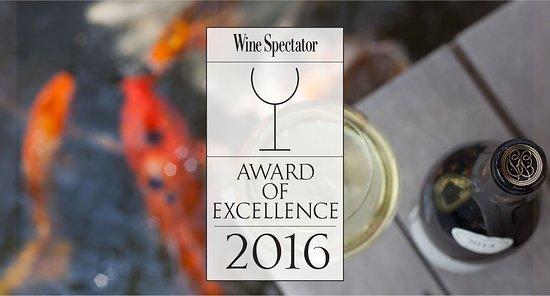 Lebanon, OR: 2016 Wine Spectator Award of Excellence