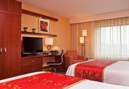 Cranbury, Nueva Jersey: Queen/Queen Guest Room