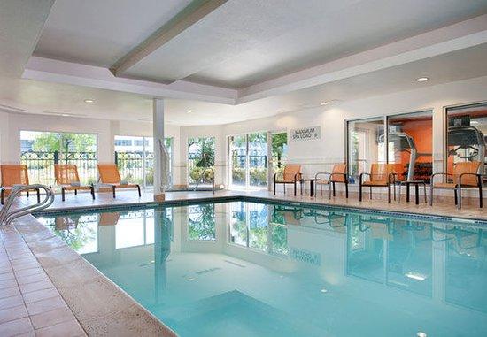Νότιο Σαν Φρανσίσκο, Καλιφόρνια: Indoor Pool