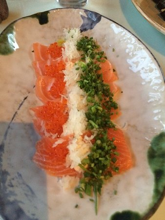 Rungsted, Dinamarca: Great sushi