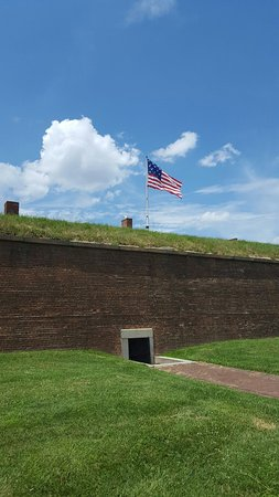 Fort McHenry National Monument: 20160707_140841_large.jpg
