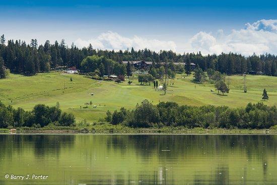 108 Mile Ranch, Kanada: Golf course