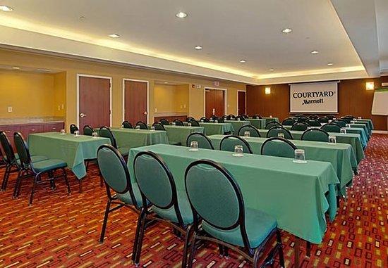 Springfield, VA: Purple Heart Meeting Room - Classroom Setup