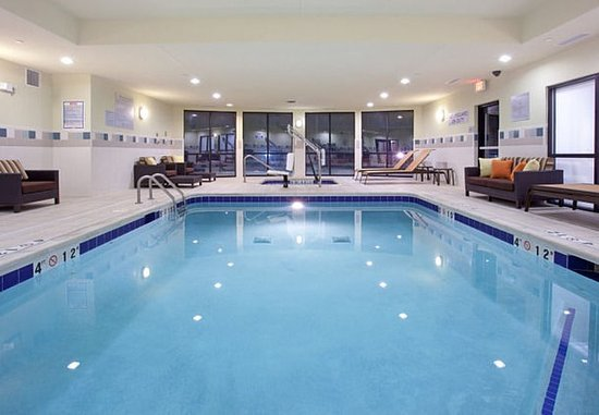 Casper, WY: Indoor Pool & Spa