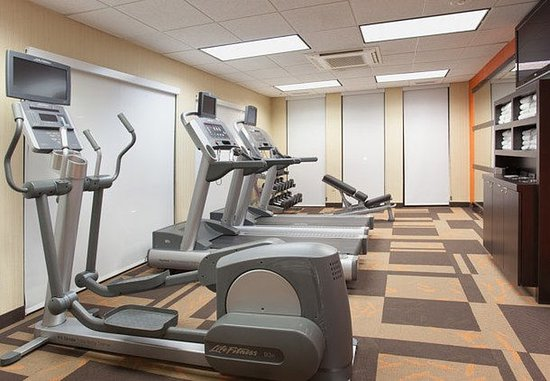 Casper, WY: Fitness Center