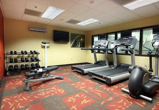 Морган-Хилл, Калифорния: Fitness Center