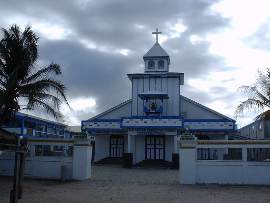 Ebeye Island, Wyspy Marshalla: United Church of Christ Congregational