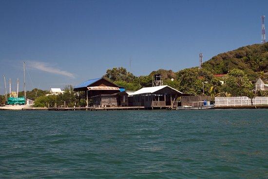 Coxen Hole, Honduras: boat tour