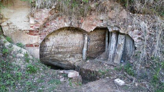 Zaruchye, روسيا: Доложская пещера в Заручье