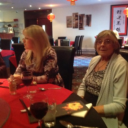 Palace Casino: Mum in law and my daughter