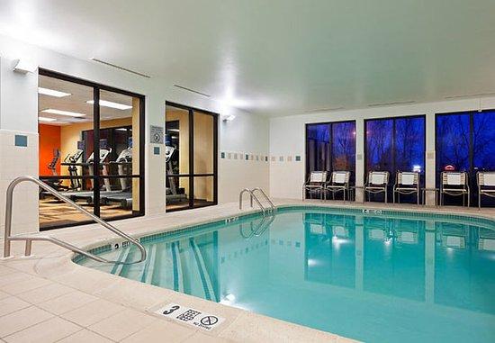 Collegeville, بنسيلفانيا: Indoor Pool