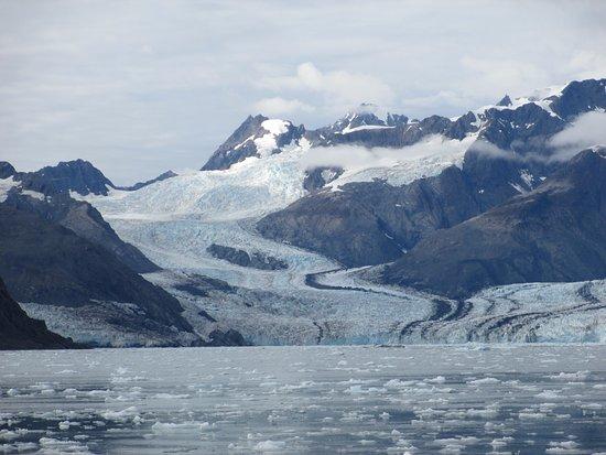 Columbia Glacier: glacier