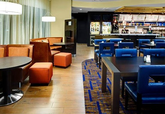 High Point, NC: Bistro Seating & Media Pods