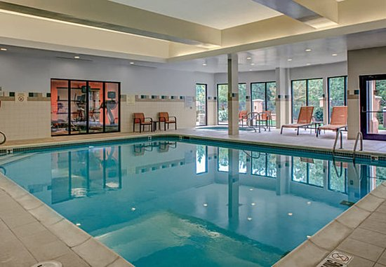 High Point, Carolina do Norte: Indoor Pool