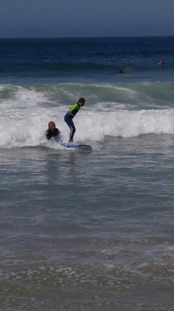 Surf Lessons in Huntington Beach & Newport Beach