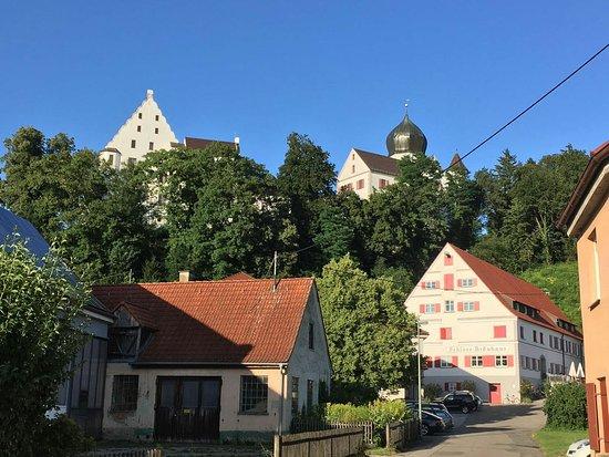 Illertissen, Germany: Schloss-Brauhaus