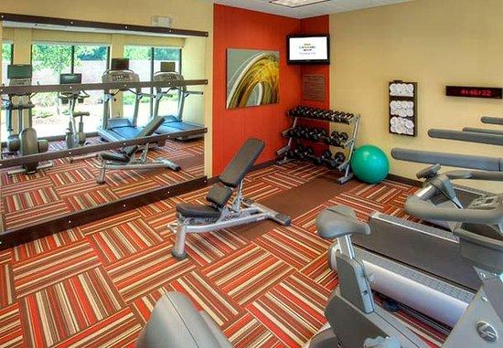 Lincoln, RI: Fitness Room