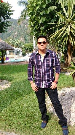 Hotel Amatlan de Quetzalcoatl : Eso si! Tiene muy buena vista el hotel!