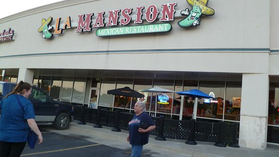 Catoosa, OK: La Mansion Mexican Restaurant