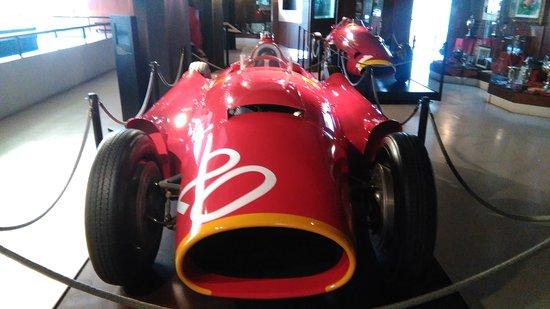 Museo Juan Manuel Fangio: F1 de la decada del 1950