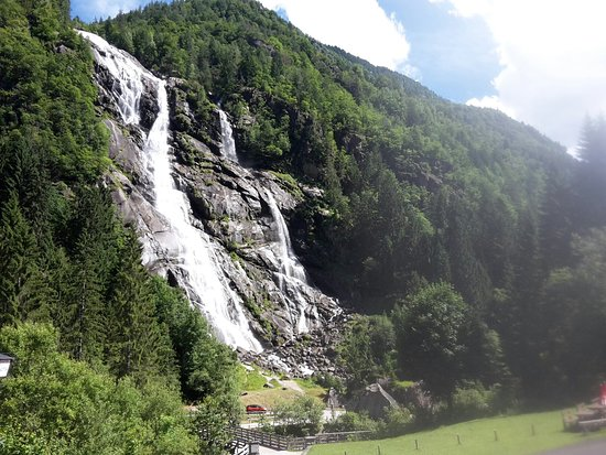 Cascate Val Genova: Cascate del Nardis: favolose!