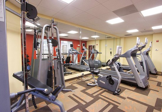 Blacksburg, Virginie : Fitness Center