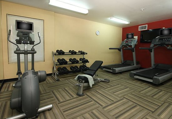 Harlingen, TX: Fitness Center