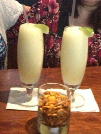 Sheraton Tarrytown Hotel: Margaritas !