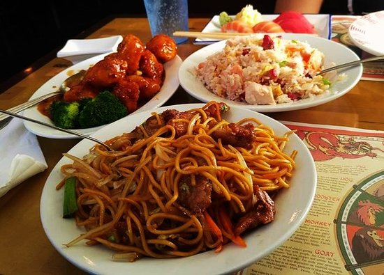 Chinese Food Old Canton Rd