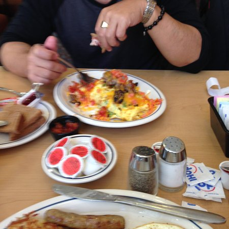 IHOP: A lot more food than you think