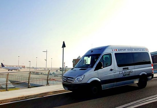 Tessera, Włochy: Airport Shuttle