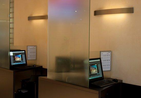 Tessera, Włochy: Business Center