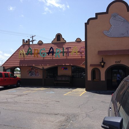 Las Margaritas Mexican Grill: Outside view
