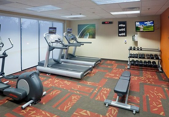 Rancho Cucamonga, Kaliforniya: Fitness Center