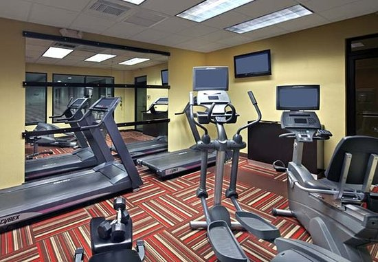 Norwich, CT : Fitness Center