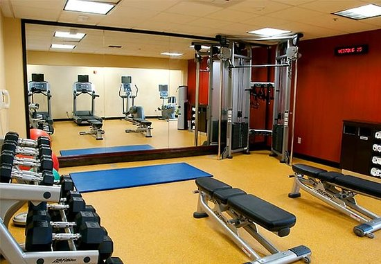 Stockton, Californie : Fitness Center