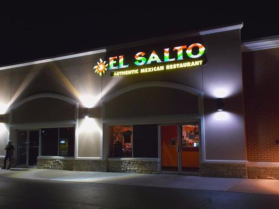El Salto Mexcian Restaurant In Maumee Ohio Picture Of El Salto