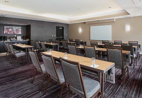 Courtyard Detroit Pontiac/Auburn Hills: Meeting Room - Classroom Setup