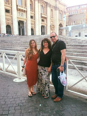 Rome Tours with Local Guide Marta and Her Team
