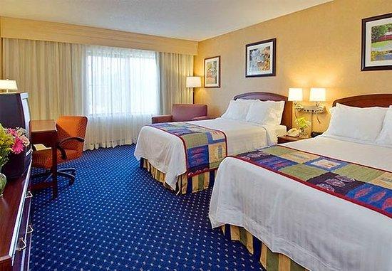 Lynchburg, VA: Double/Double Guest Room