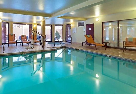 Courtyard Denver Southwest/Lakewood: Indoor Pool