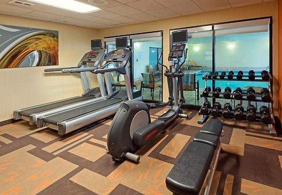 Courtyard Denver Southwest/Lakewood: Fitness Center